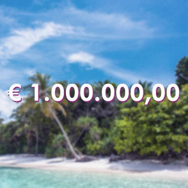 Gratis lot Care a Lot win tot € 1.000.000,00!